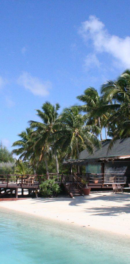 Cookinsaaret One Foot Island