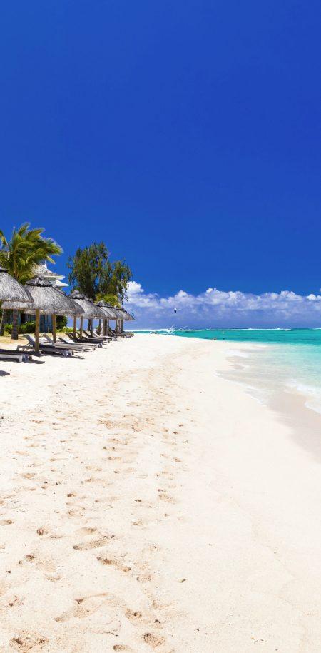 Mauritius ranta