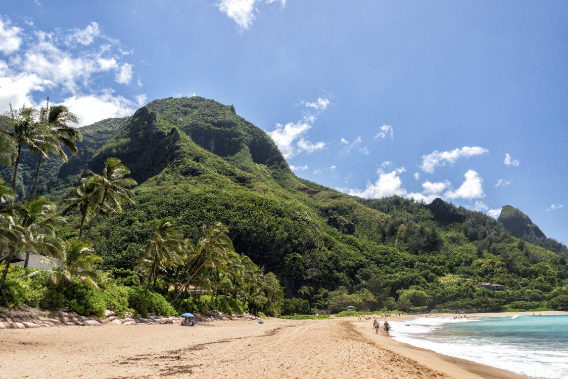 USA Havaiji ranta