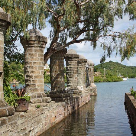 Antigua ja Barbuda satama