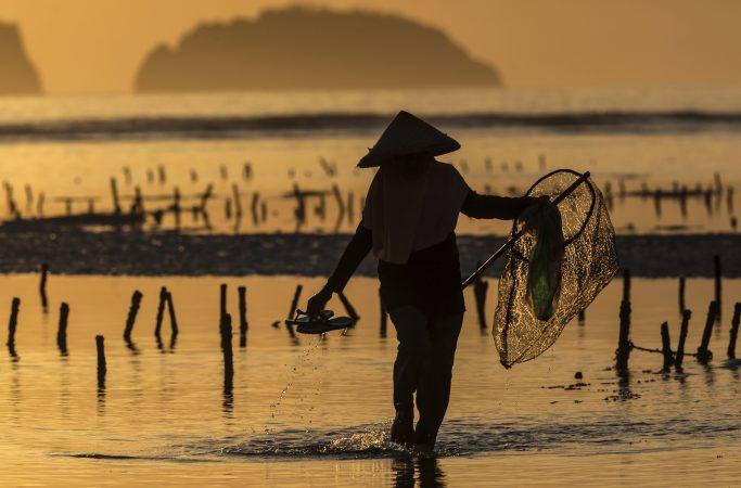 Indonesia Bali kalastus