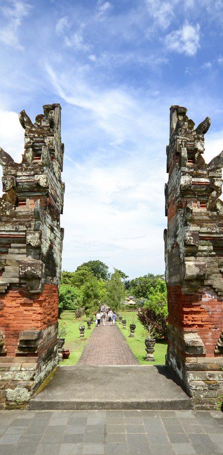 Indonesia Bali temppeli