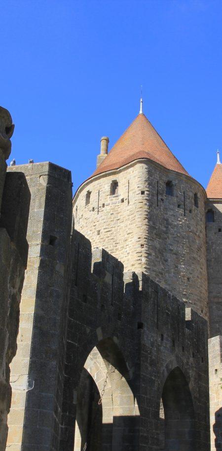 Jokiveneristeily Ranska Carcassonne
