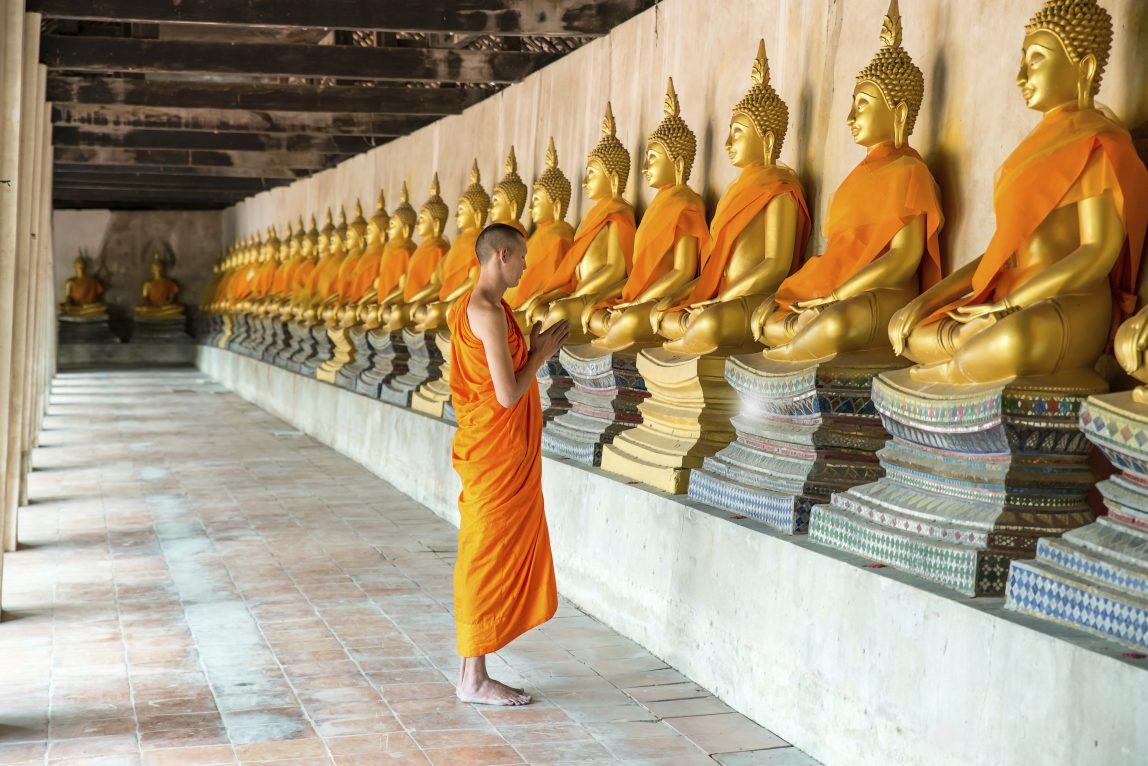 Laos temppeli