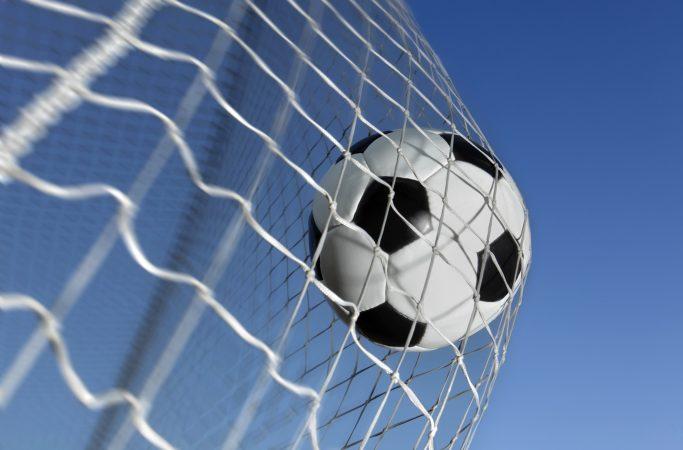 Matkateema jalkapallo maali