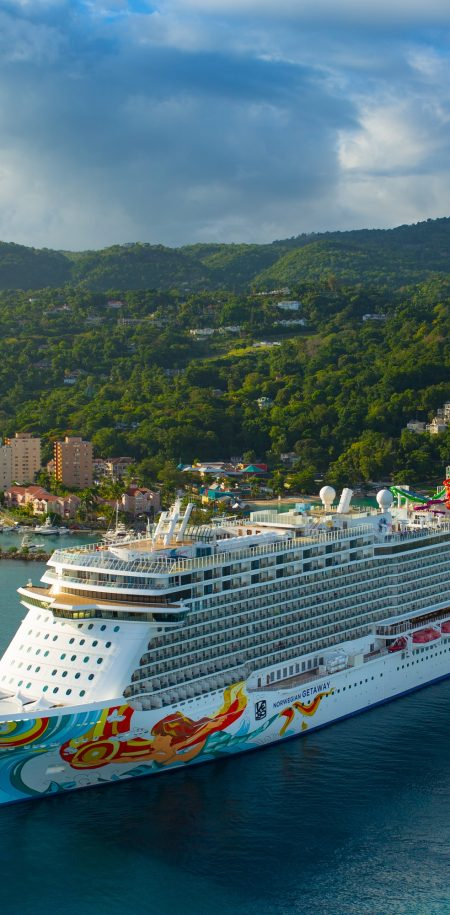 Risteily Norwegian Cruise Line satama