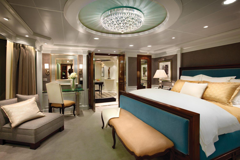 Risteily Oceania Cruises hytti