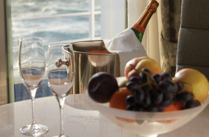 Risteily Regent Seven Seas Cruises hytti