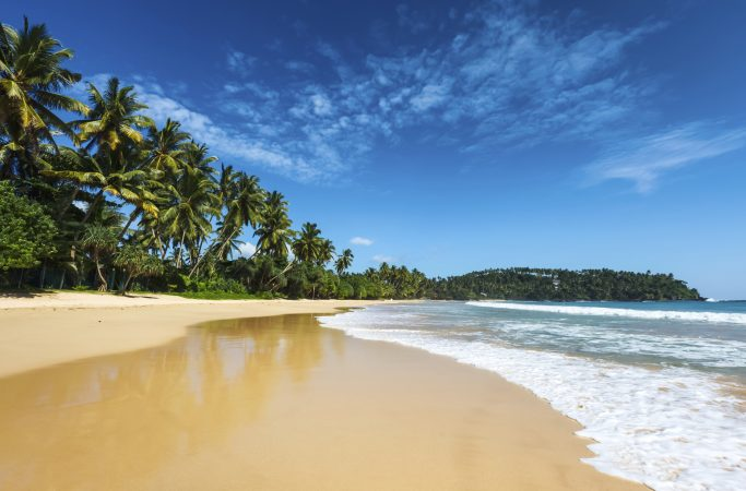 Sri Lanka ranta
