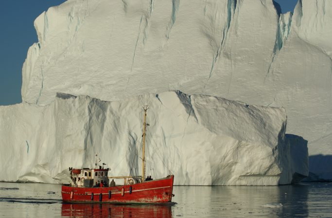 Gröönlanti jäätikkö