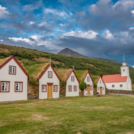Islanti taloja