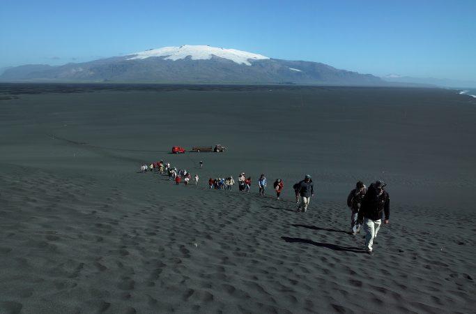 Islanti laavakenttä