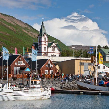 Islanti satama