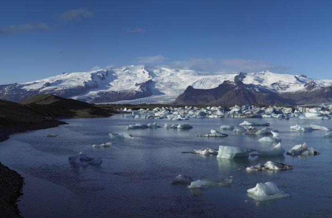 Islanti jäälautta