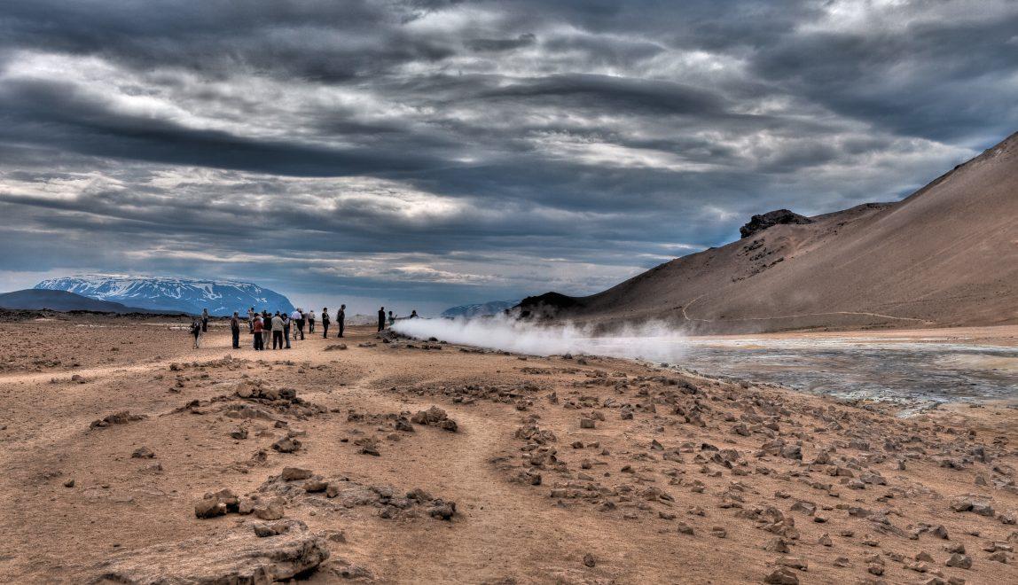 Islanti geysir