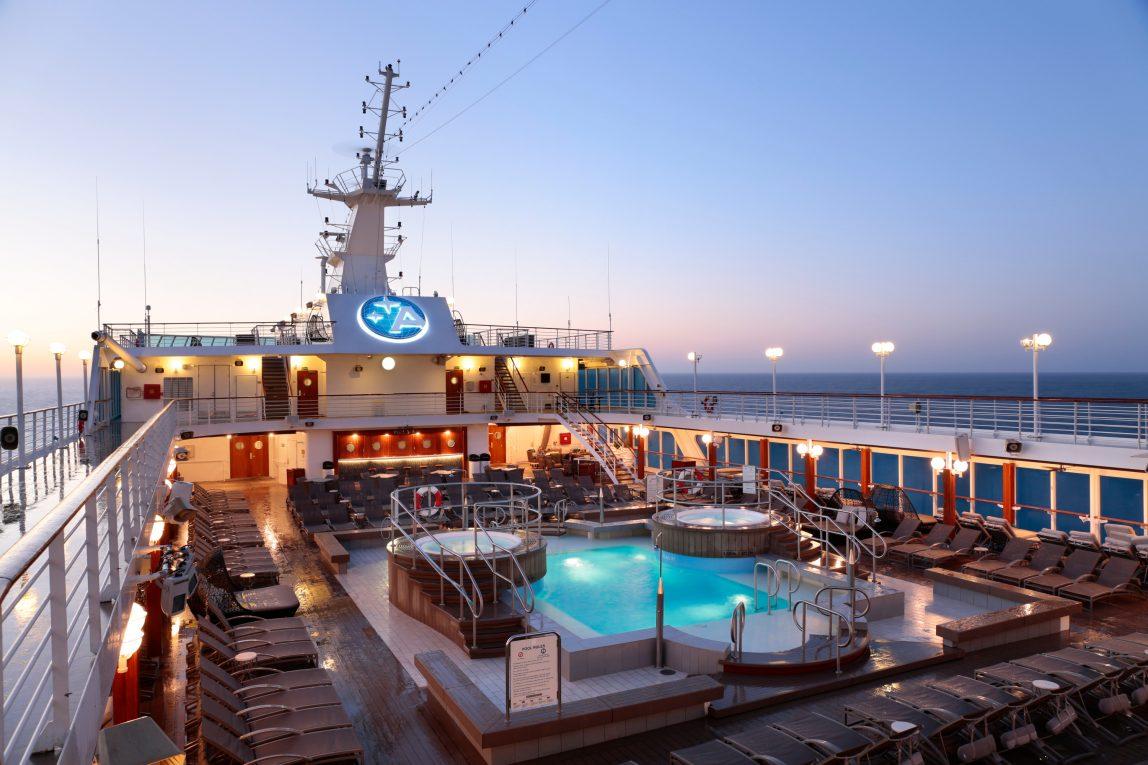 Risteily Azamara Cruises uima-allas
