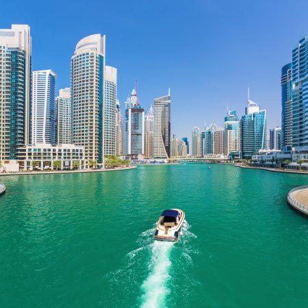 Dubai pilvenpiirtäjä