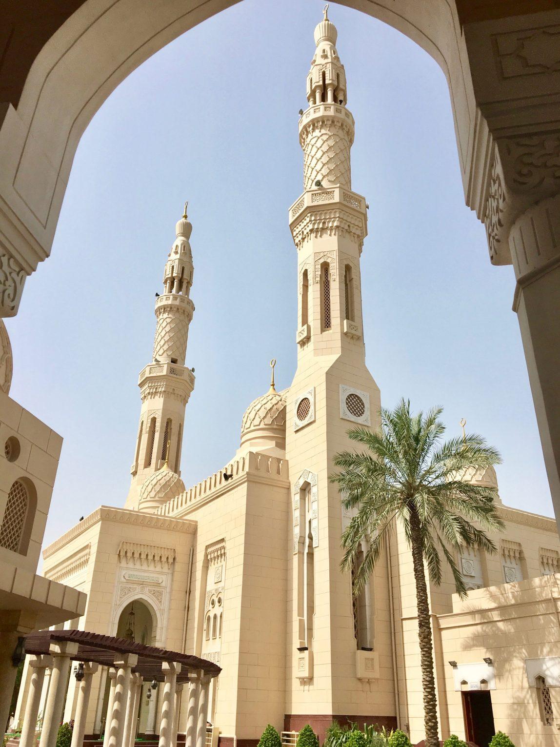 Dubai moskeija