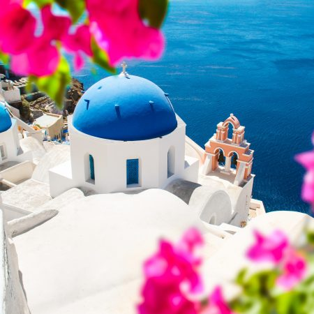 Kreikka Santorini kreikka