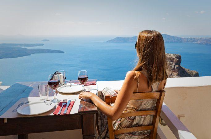 Kreikka Santorini