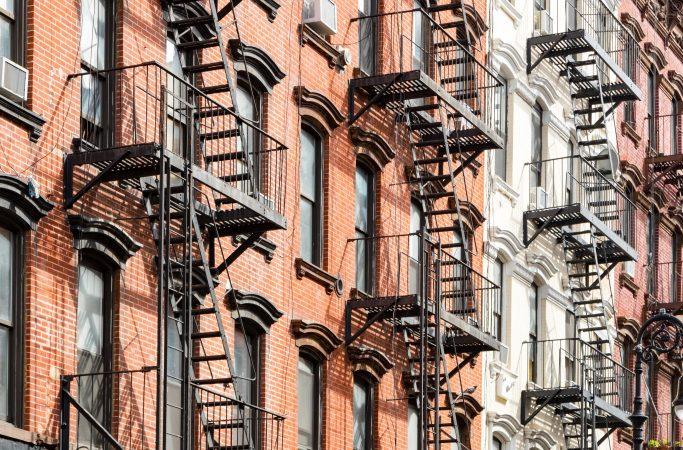 USA New York taloja