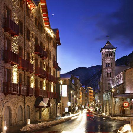 Andorra keskusta