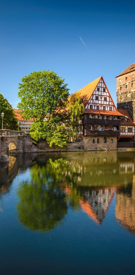 Saksa Nürnberg silta