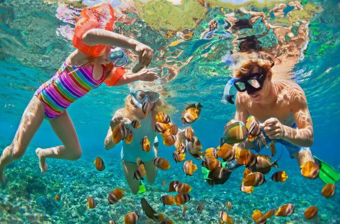 Thaimaa Khao Lak sukellus