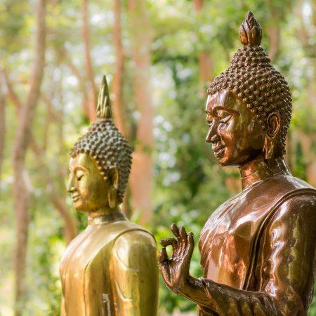 Thaimaa Koh Lanta buddhapatsas