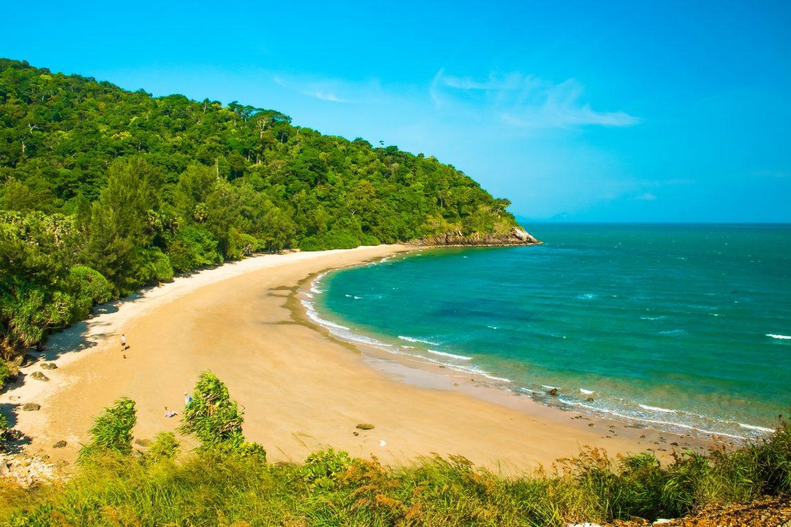 Thaimaa Koh Lanta ranta
