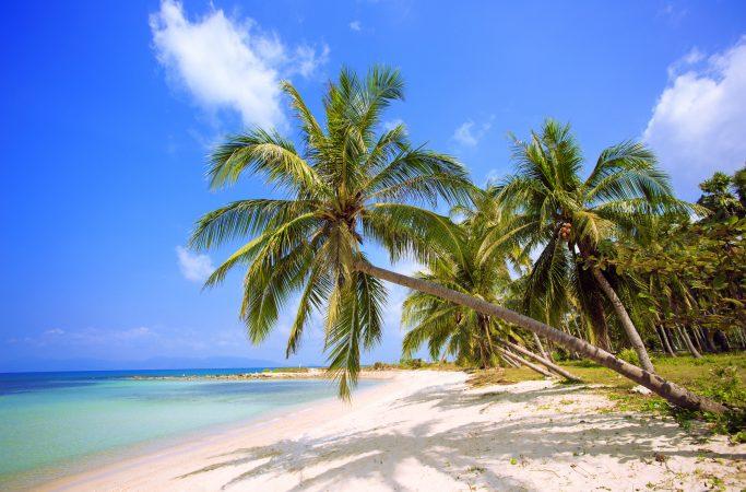Thaimaa Koh Samui ranta