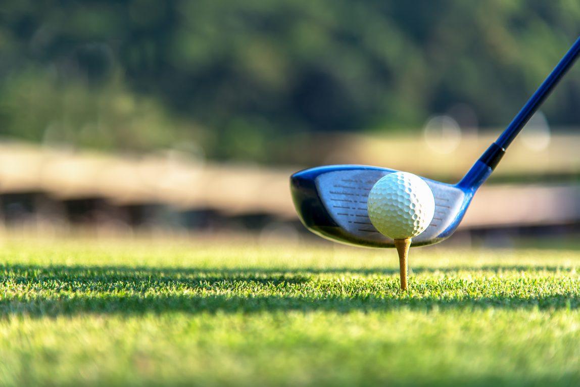Espanja Kanariansaaret Teneriffa golfpallo
