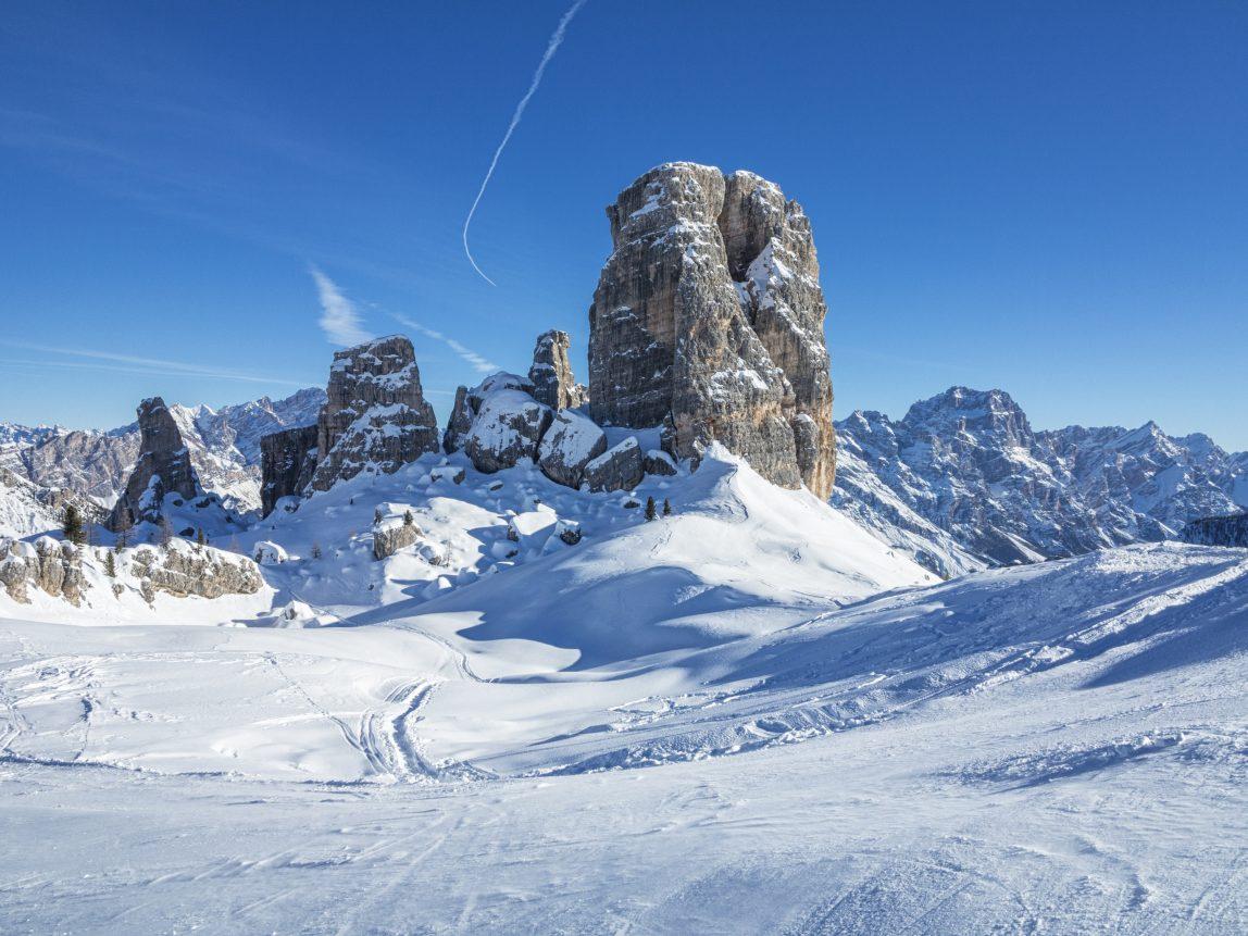 Italia Cortina d'Ampezzo Dolomiitit