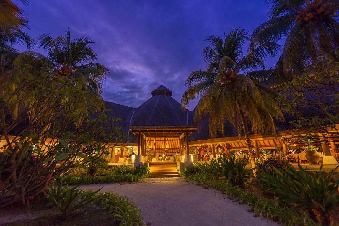 Seychellit Denise Island hotelli
