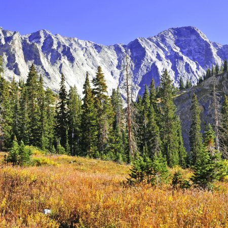 USA Colorado Vail vuoristo