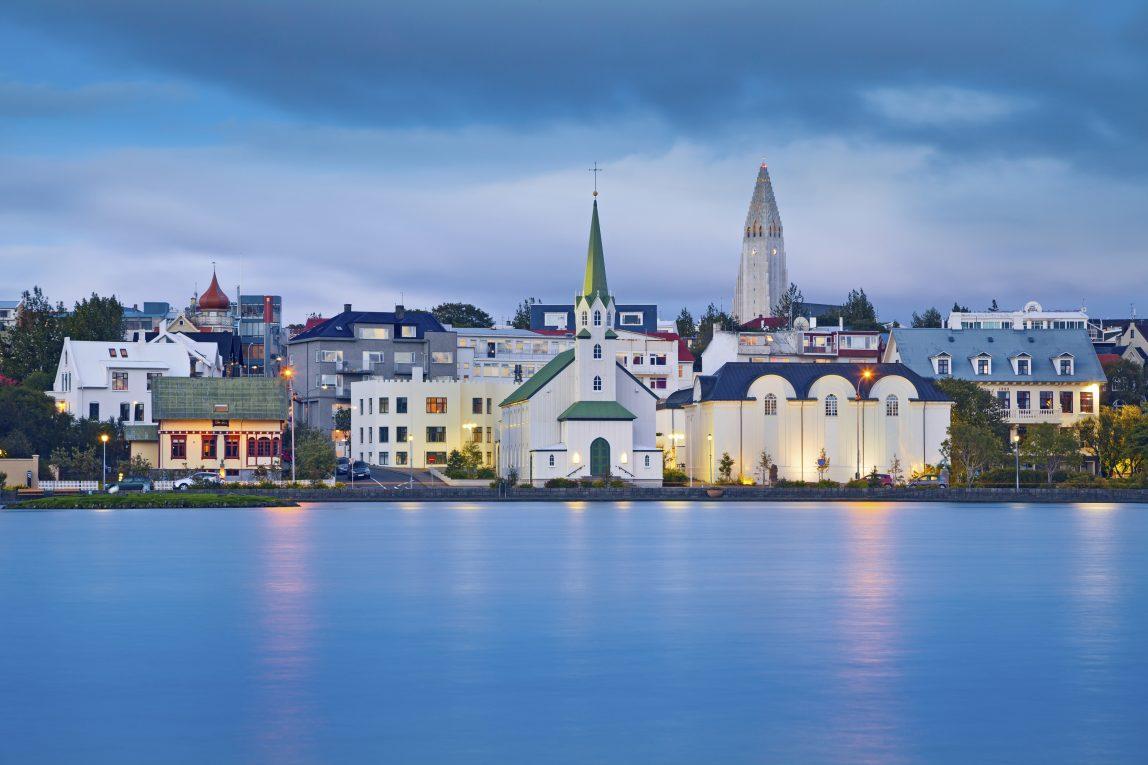 Islanti Reykjavik