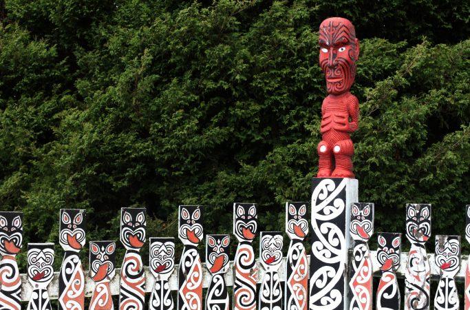 Uusi-Seelanti maoritaide