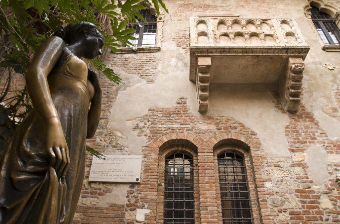Italia Verona Roomeo ja Juulia