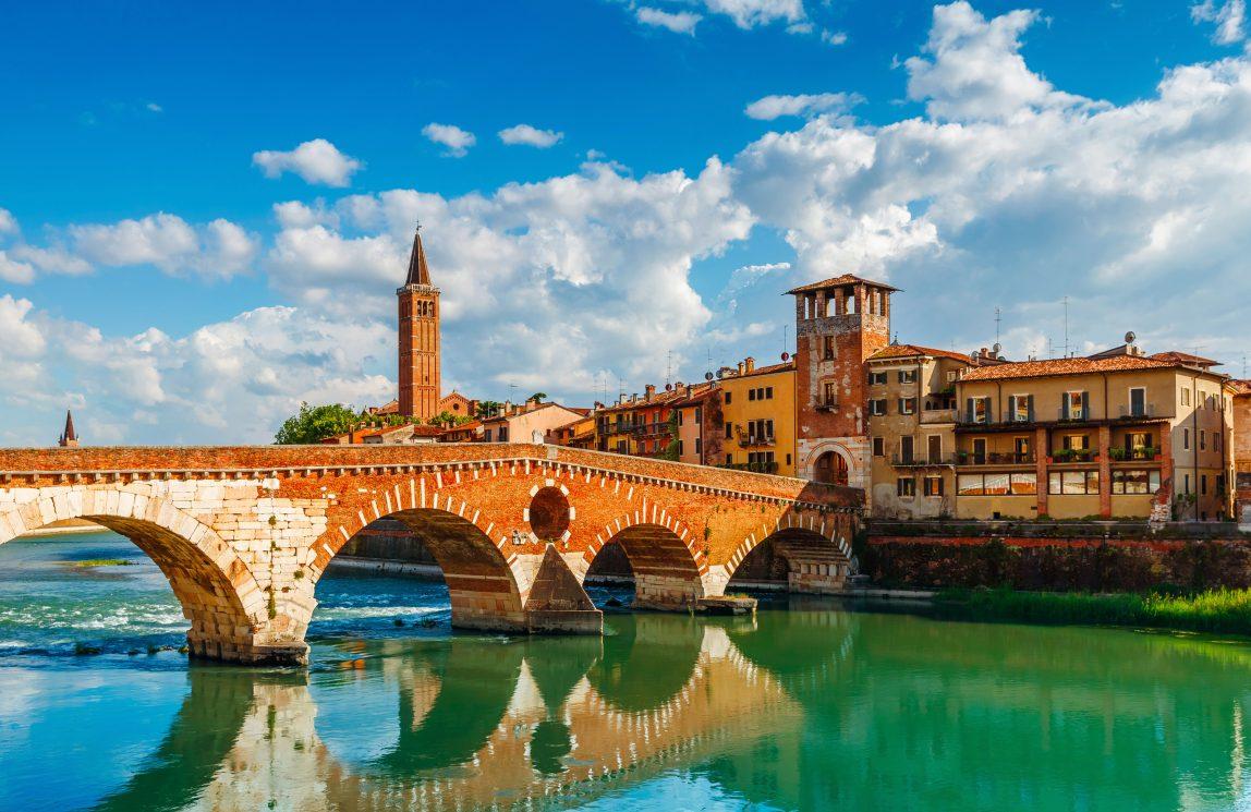 Italia Verona silta