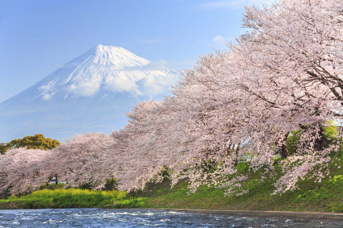 Japani Hakone Fuiji vuori