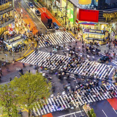 Japani Tokio risteys