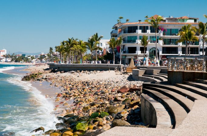 Meksiko Puerto Vallarta ranta