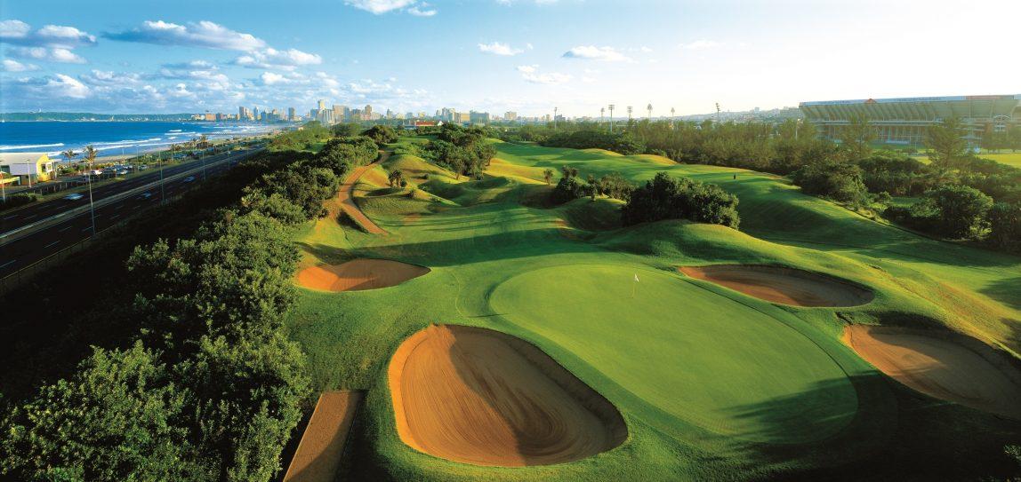 Etelä-Afrikka Rovos Rail golf
