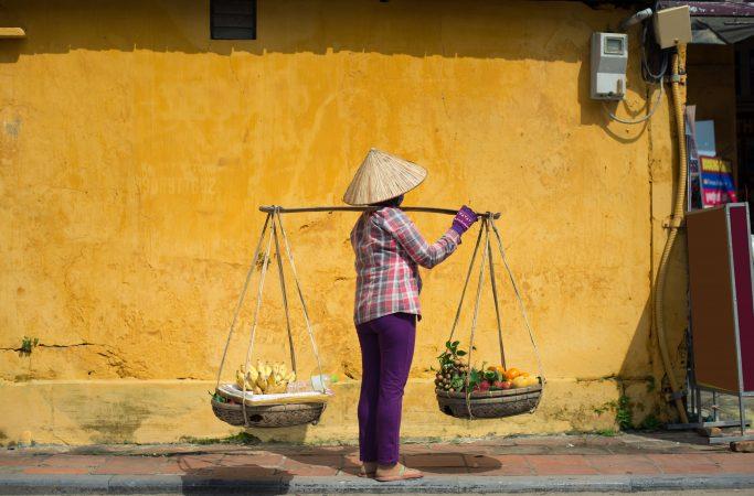 Vietnam Hoi An kantokori