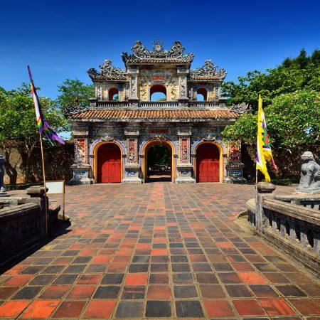 Vietnam Hue linna