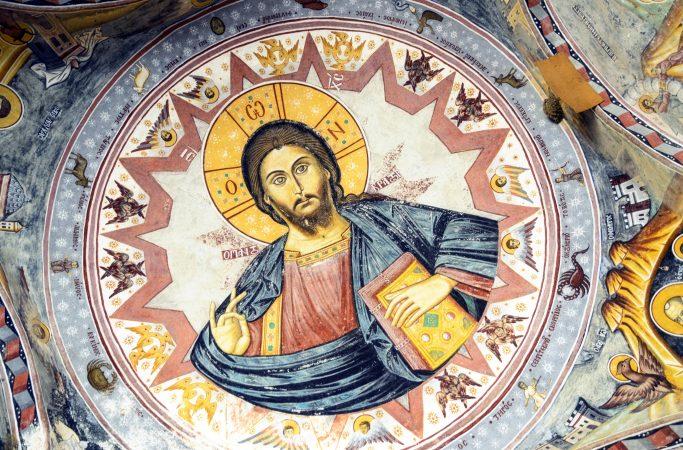 Kreikka Halkidiki maalaus