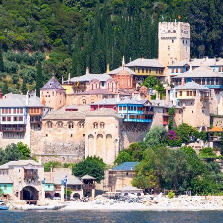 Kreikka Halkidiki linna