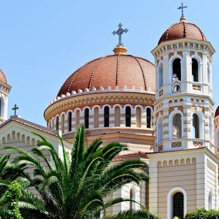 Kreikka Thessaloniki kirkko