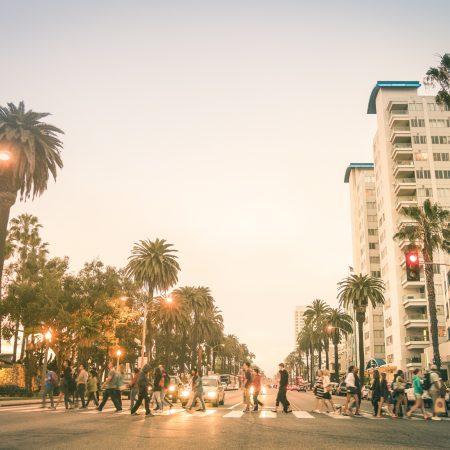 USA Santa Monica katu
