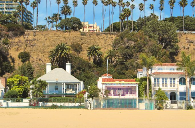 USA Santa Monica ranta